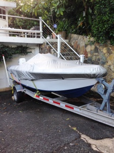 Nate's boat