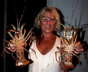mom n lobsters