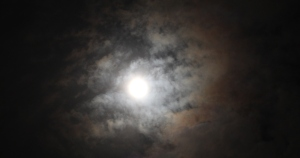 moon and clouds 4