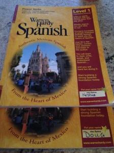 Finishing Level 1 Spanish!!
