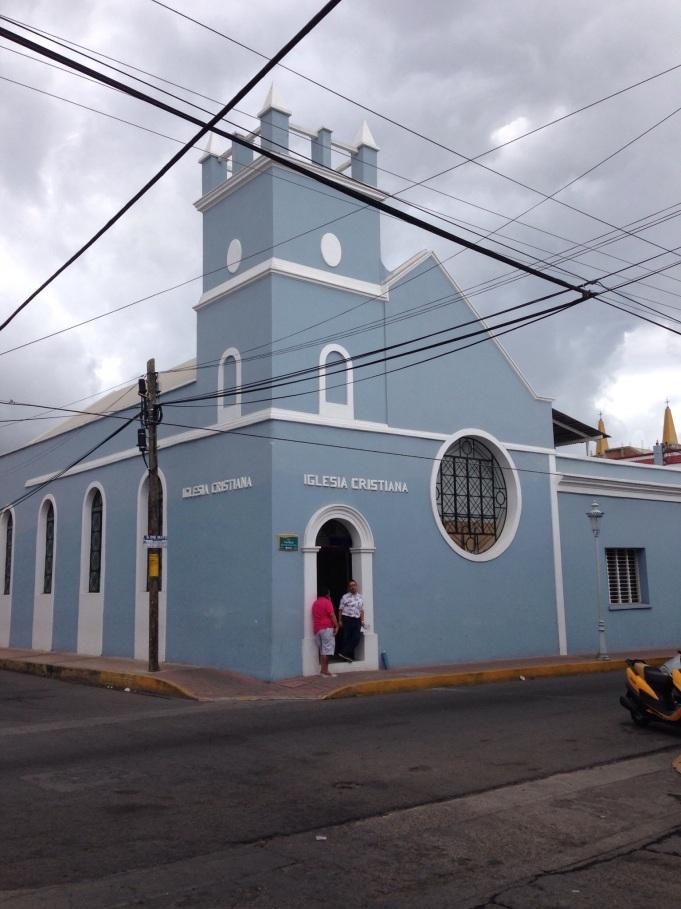 Iglesias Christiana